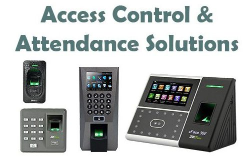 Access Control & Attendance Solutions