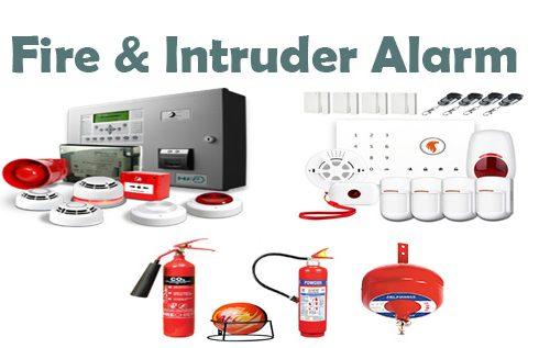 Fire & Intruder Alarm