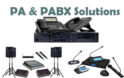 PA & PABX Solutions