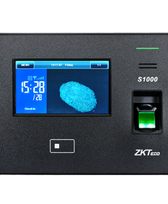 ZKTECO K40 FINGERPRINT AND TIME ATTENDANCE TERMINAL | Growth